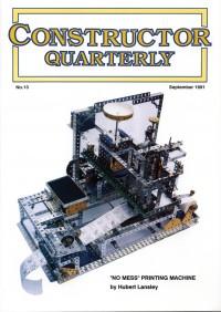 CQ Issue 13