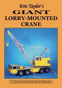 Giant Lorry Mounted Crane